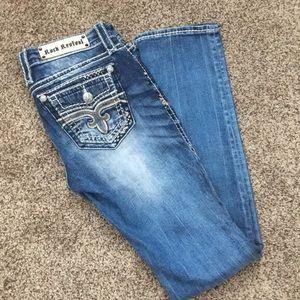 Beautiful Rock Revival Jeans!